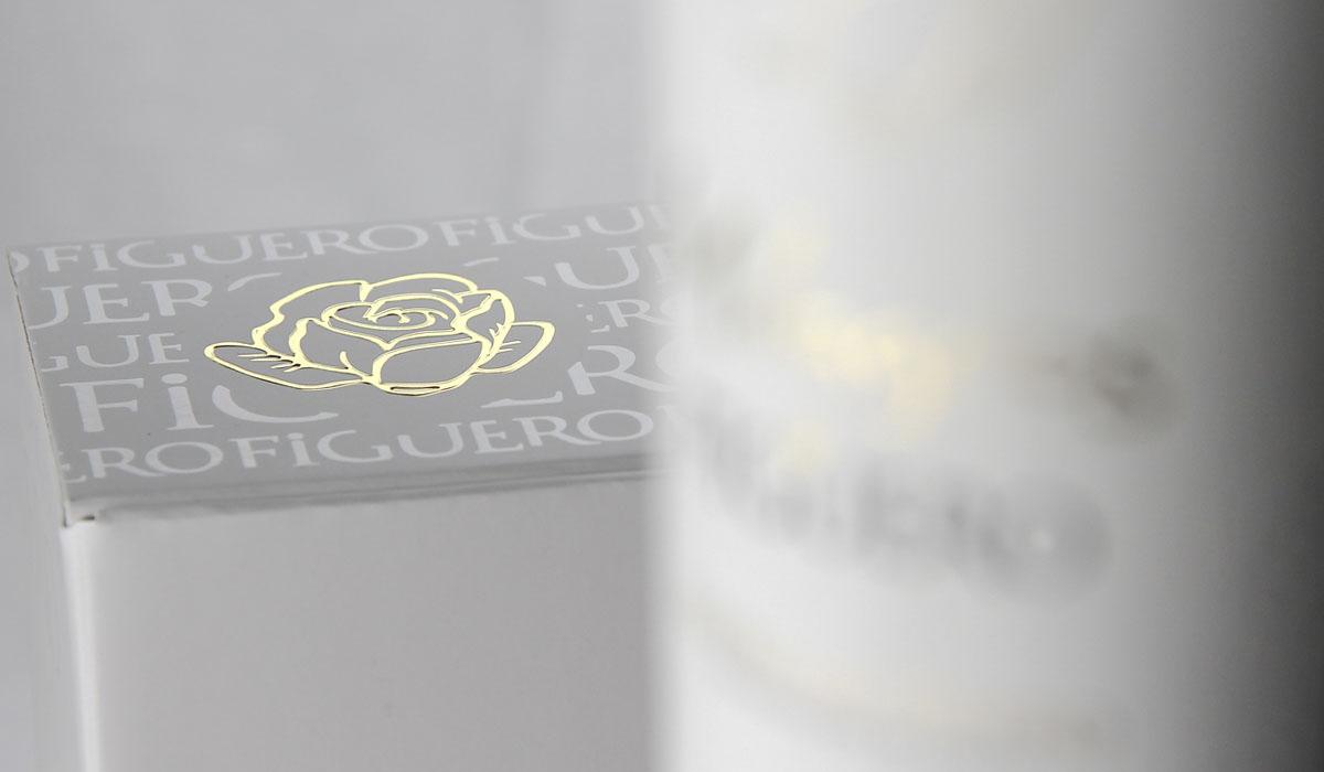 DIMAGEN creativos Milagros de Figuero Ribera del Duero packaging de vino